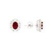 Ruby Earrings<br>Style #: PRINS-41344