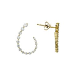 Diamond EarringsStyle #: ANC-AA1135