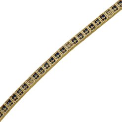 Sapphire  Bracelet <br>Style #: MH-BRAC-SAP-02