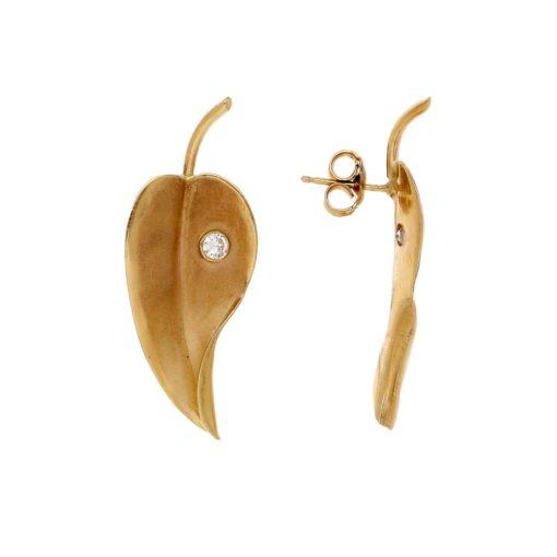 Diamond EarringsStyle #: MH-EAR-919-01