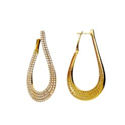 Diamond EarringsStyle #: PD-LQ10542E