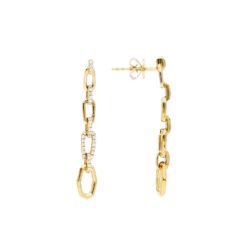 Diamond EarringsStyle #: PD-LQ10618E