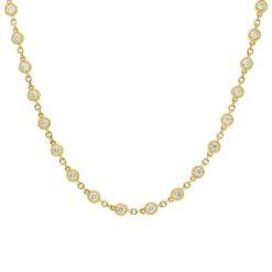 Diamond  NecklaceStyle #: PD-LQ2700N