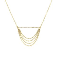 Diamond  NecklaceStyle #: PD-LQ4015N