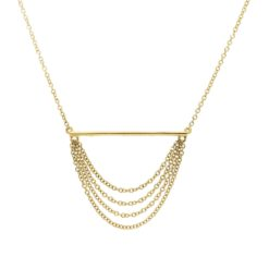 Diamond  NecklaceStyle #: PD-LQ4015N