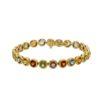 Bezel Sapphire- multi color Bracelet Style #: WLI-J1346FJB