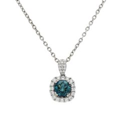 Diamond  Necklace Style #: MH-10103171