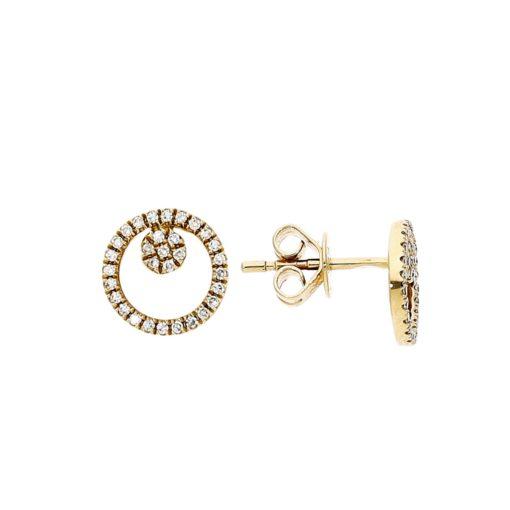 Diamond EarringsStyle #: MK-811985