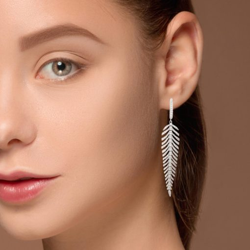 Diamond  EarringStyle #: PD-LQ8383E