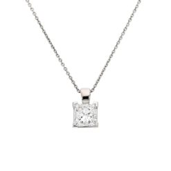 Diamond  Necklace Style #: PR-200-0187