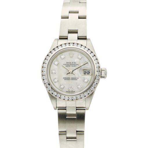 Rolex Ladies Datejust - 79174SKU #: ROL-1208