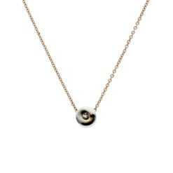 Diamond  Necklace Style #: MH-SOL1019-02