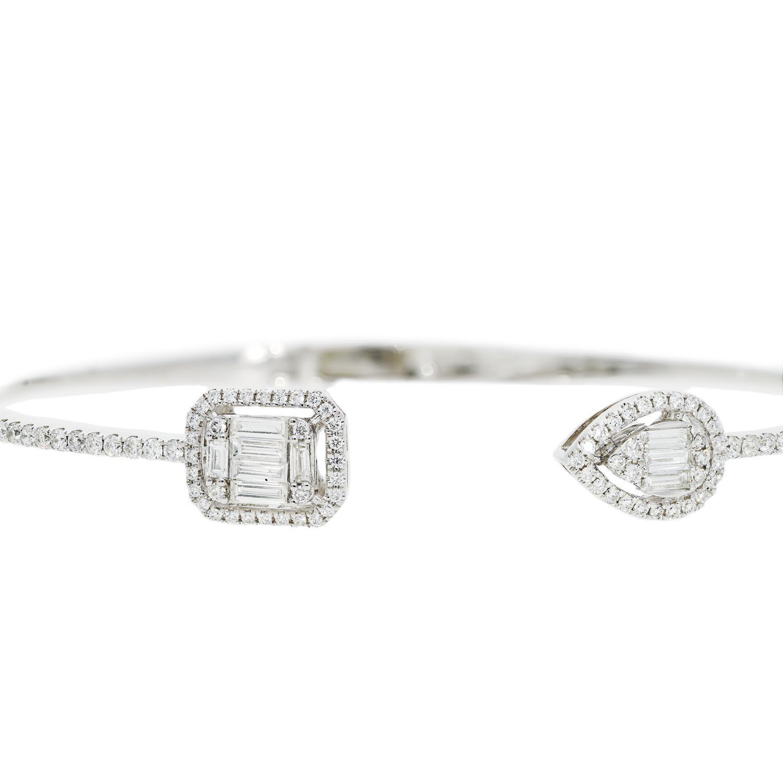 Diamond  Bracelet Style #: PD-LQ1678BG