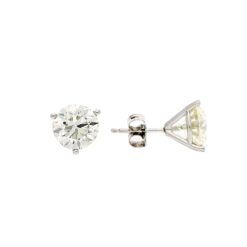 Diamond  Earrings Style #: PP3274-01-02-02-A