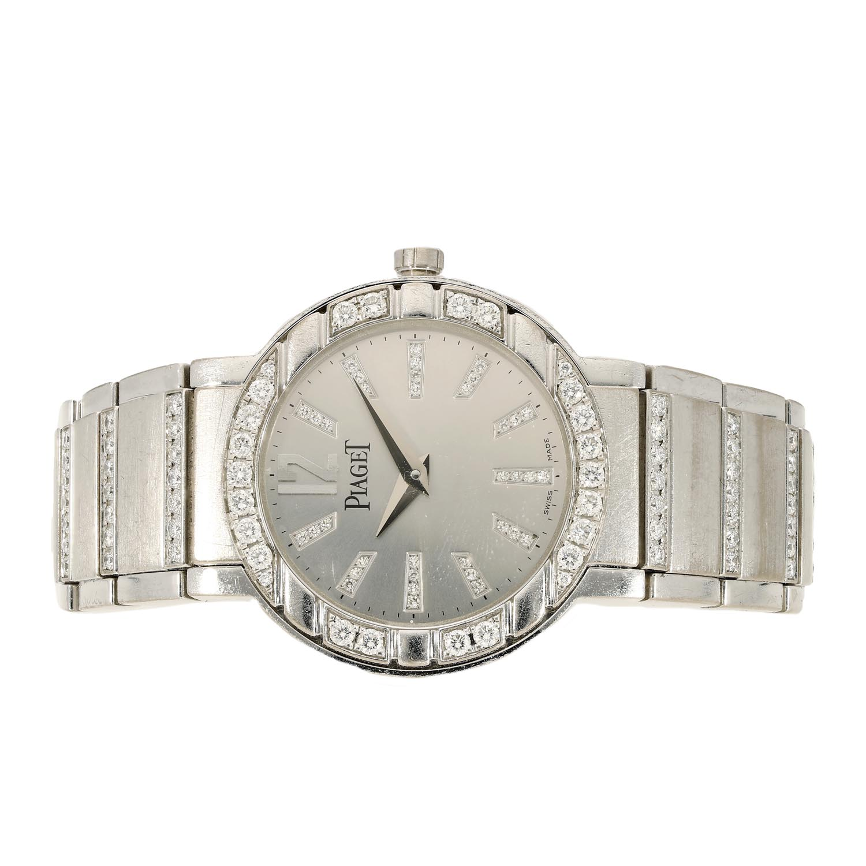 Piaget Ladies Diamond PoloSKU #: PIA-2101
