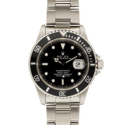 Rolex Submariner - 16610SKU #: ROL-1210