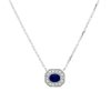 Sapphire NecklaceStyle #: PD-JLQ177N