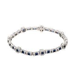 Sapphire BraceletStyle #: PD-LQ1599BG