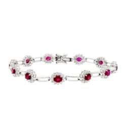 Ruby BraceletStyle #: PD-LQ1631BR
