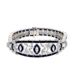 Sapphire BraceletStyle #: PD-LQ2247BR