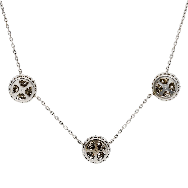 Diamond NecklaceStyle #: PD-LQ2423N