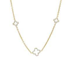Diamond NecklaceStyle #: PD-LQ2508N