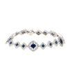 Sapphire BraceletStyle #: PD-LQ2657BR