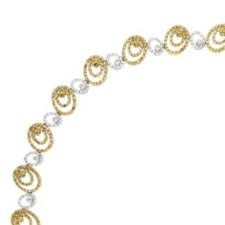 Yellow Diamond BraceletStyle #: PD-LQ2996BR
