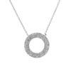 Diamond NecklaceStyle #: PD-LQ3366N