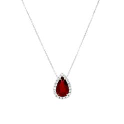 Ruby NecklaceStyle #: PD-LQ3572N