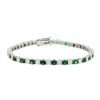 Emerald BraceletStyle #: PD-LQ3617BR
