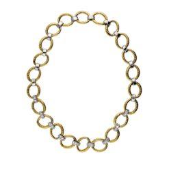 Diamond NecklaceStyle #: PD-LQ3713N