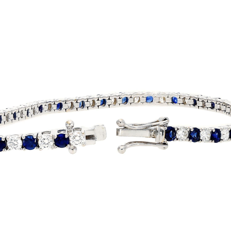 Sapphire BraceletStyle #: PD-LQ3787BR