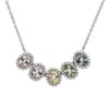 Sapphire NecklaceStyle #: PD-LQ3972N
