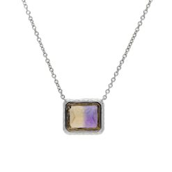 Ametrine NecklaceStyle #: PD-LQ4089N