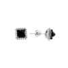 Black Diamond EarringsStyle #: PD-LQ8714E