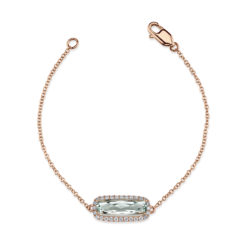 Amethyst  BraceletStyle #: MARS-26907