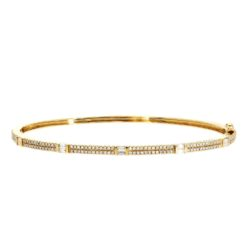 Diamond BraceletStyle #: MK-830413