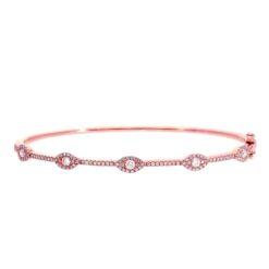 Diamond BraceletStyle #: MK-834185