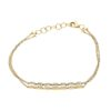 Baguette Diamond Bracelet Style #: MK-855477