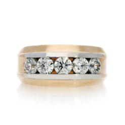 Diamond Ring<br>Style #: PD-1687M