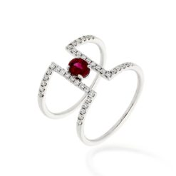 Ruby RingStyle #: PD-JLQ254L