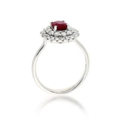 Ruby Ring<br>Style #: PD-JLQ367L