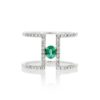 Emerald RingStyle #: PD-JLQ516L