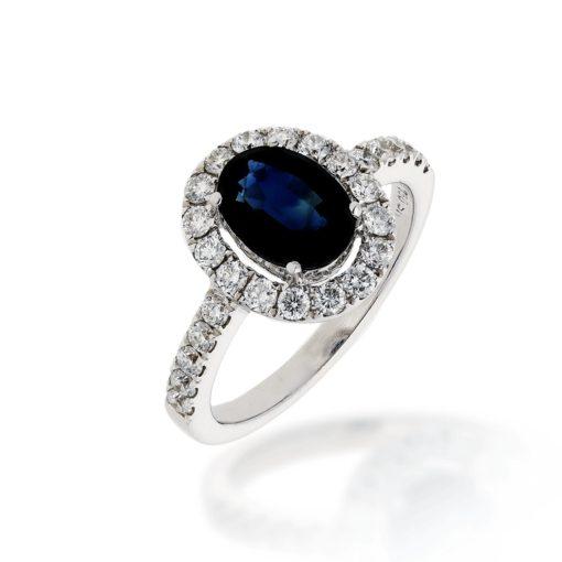 Sapphire RingStyle #: PD-LQ10694L