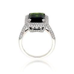Tsavorite Ring<br>Style #: PD-LQ11033L