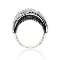 Black Diamond Ring<br>Style #: PD-LQ11527L
