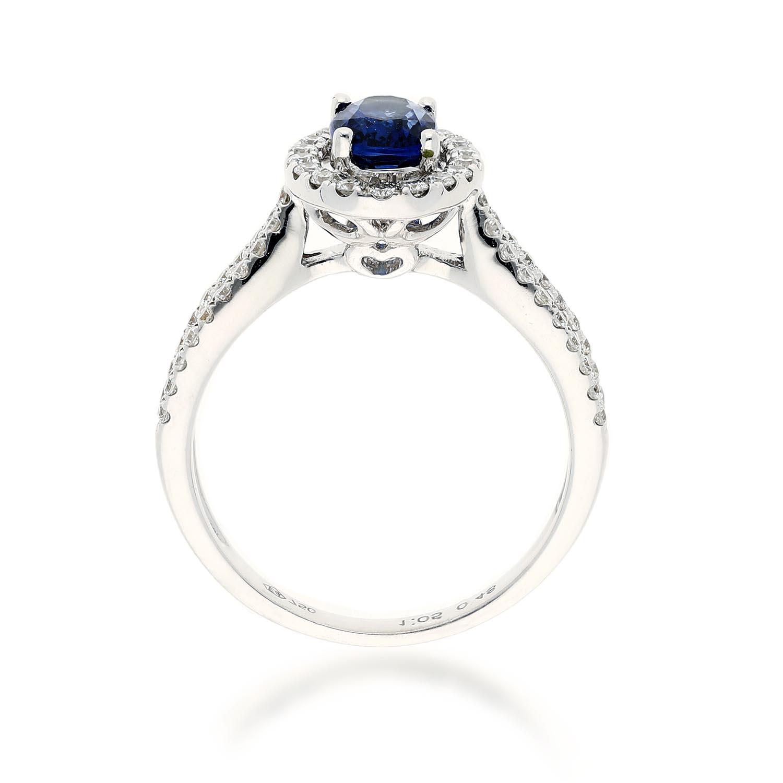 Sapphire RingStyle #: PD-LQ14078L