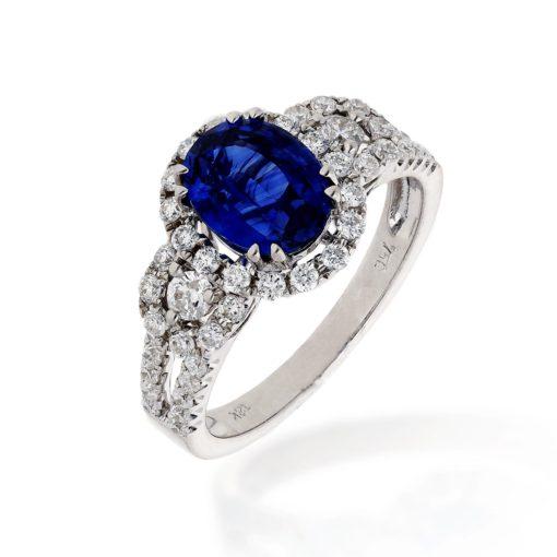 Sapphire RingStyle #: PD-LQ14250L