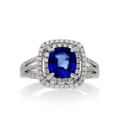 Sapphire Ring<br>Style #: PD-LQ14886L